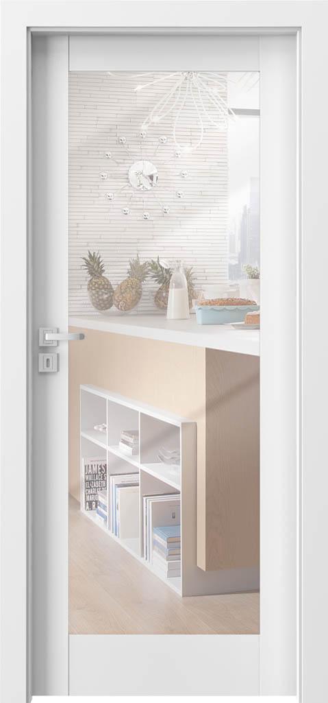 Porta GRANDE A.1 z lustrem
