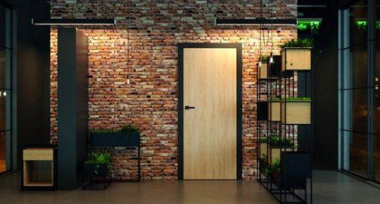 Drzwi wewnętrzne dwukolorowe – nowy trend czy praktyczne rozwiązanie?